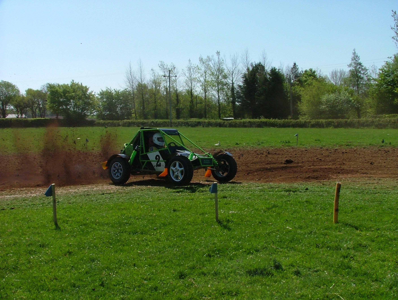 North Devon MC – Spring Autocross 2016