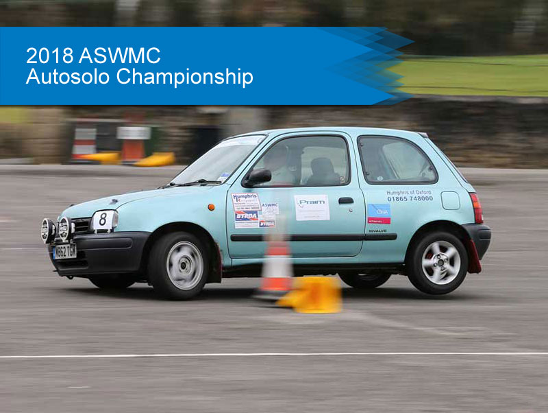 Autosolo Championship Points Updated