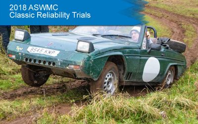 Classic Reliability Trials Championship Points Updated