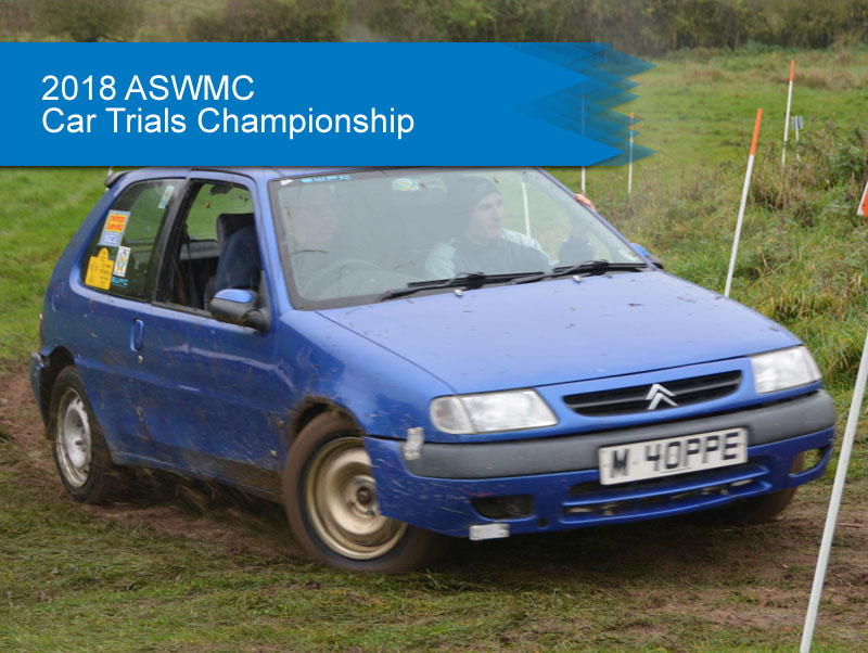 Car Trials Championship Points Updated